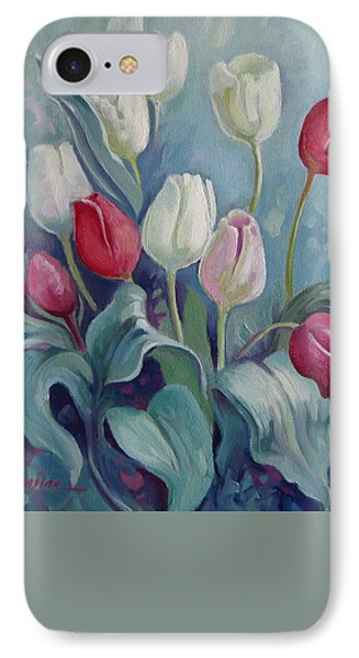 Tulips IPhone Case by Elena Oleniuc