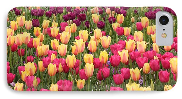 IPhone Case featuring the photograph Tulips by Elizabeth Budd