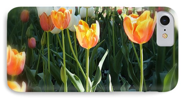 IPhone Case featuring the photograph Tulips by Therese Alcorn