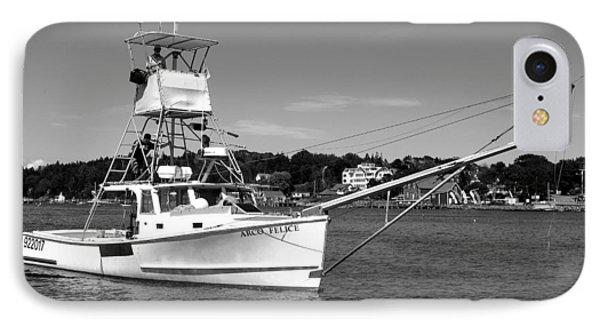 Tuna Boat IPhone Case