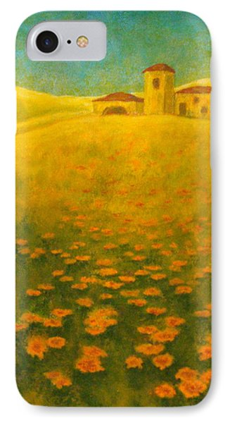 Tuscan Gold 2 IPhone Case