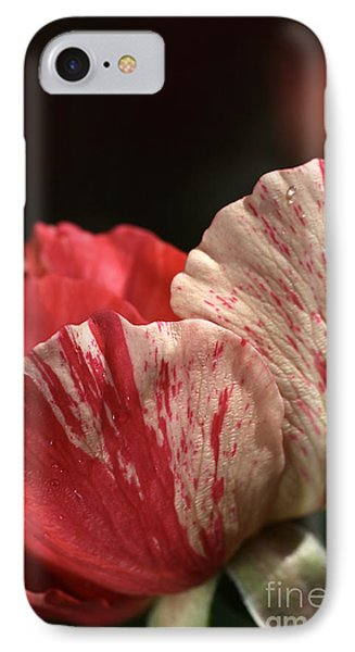 Two Toned Rose Phone Case by Joy Watson