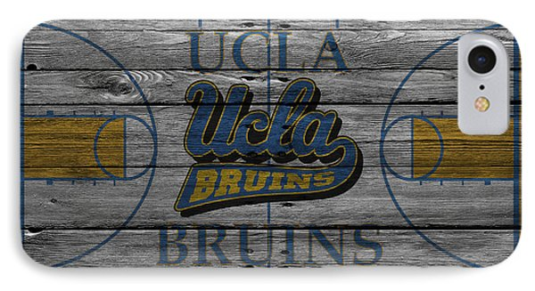 Ucla Bruins IPhone Case by Joe Hamilton