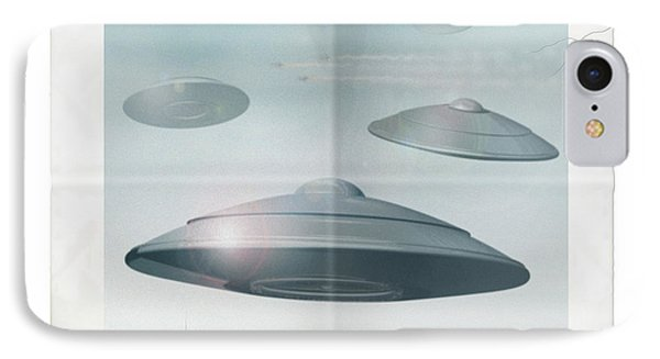 Ufo Sighting IPhone Case