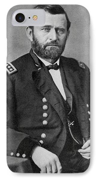 Ulysses S Grant Phone Case by American School