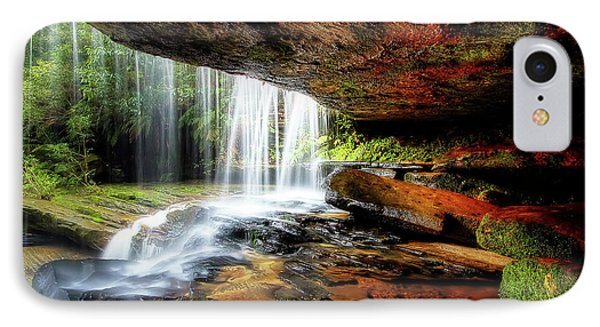 Under The Ledge IPhone Case