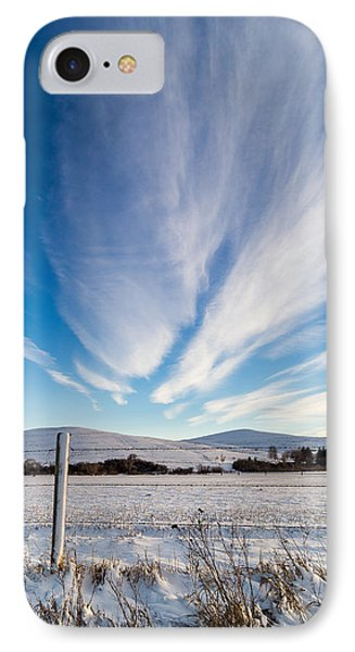 Under Wyoming Skies IPhone Case