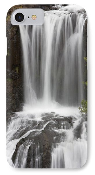 IPhone Case featuring the photograph Undine Falls by Gerry Sibell