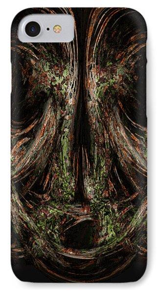 Unforgiveness Phone Case by Christopher Gaston