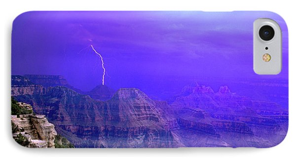 United States, Arizona, Grand Canyon IPhone Case by Jaynes Gallery