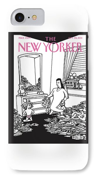 New Yorker September 26th, 2011 IPhone Case