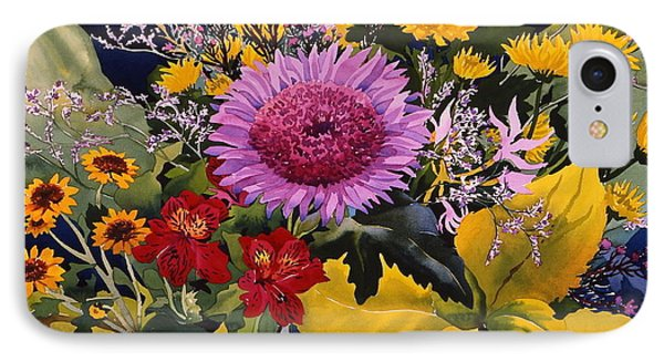 Flowers In December IPhone Case by Christopher Ryland