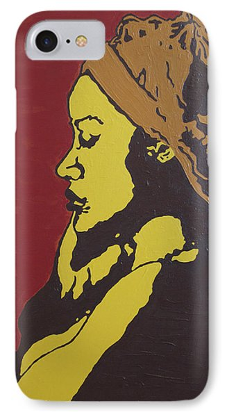 IPhone Case featuring the painting Untitled by Rachel Natalie Rawlins