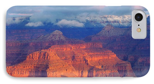 Usa, Arizona, Grand Canyon National IPhone Case by Jaynes Gallery