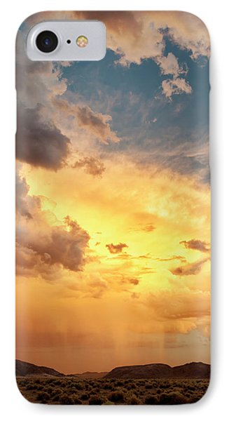 Usa, California, Mojave National IPhone Case by Ann Collins