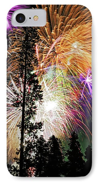 Usa, Colorado, Frisco IPhone Case