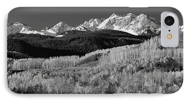 Usa, Colorado, Rocky Mountains, Aspens IPhone Case by Panoramic Images
