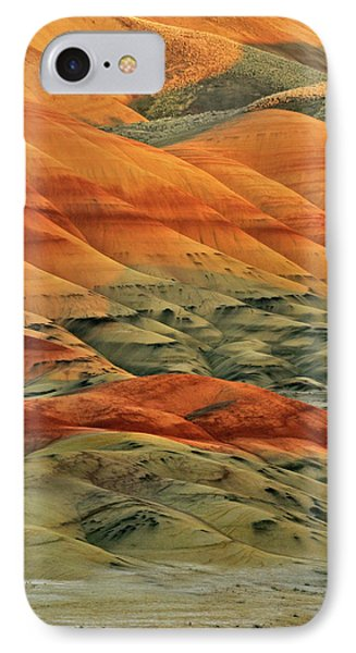 Usa, Oregon, John Day Fossil Beds IPhone Case by Jaynes Gallery