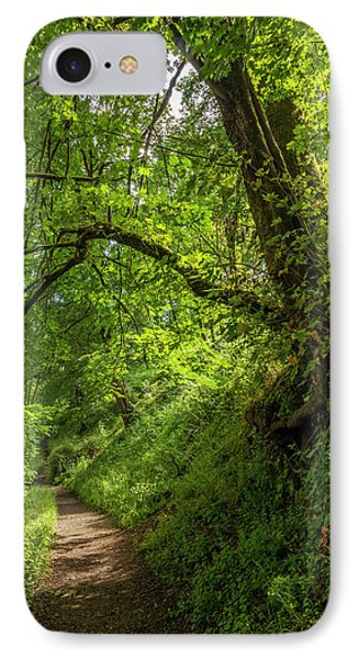 Usa, Oregon, Portland, Oak Bottoms IPhone Case by Rick A Brown