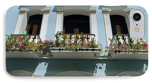 Usa, Puerto Rico, San Juan IPhone Case by Kymri Wilt