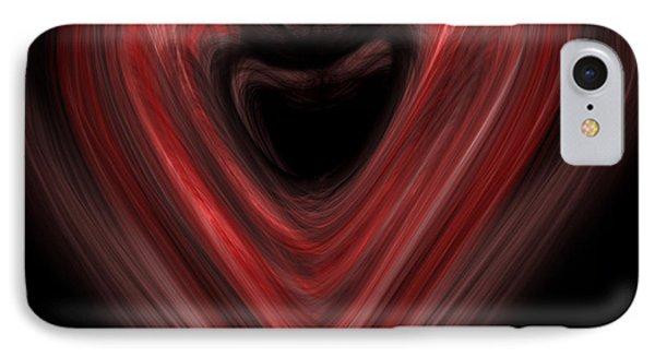 Valentine Phone Case by Christopher Gaston