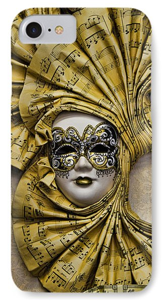 Venetian Carnaval Mask IPhone Case