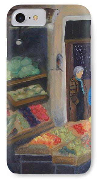 Venice Fruit Market Phone Case by Kristine Bogdanovich