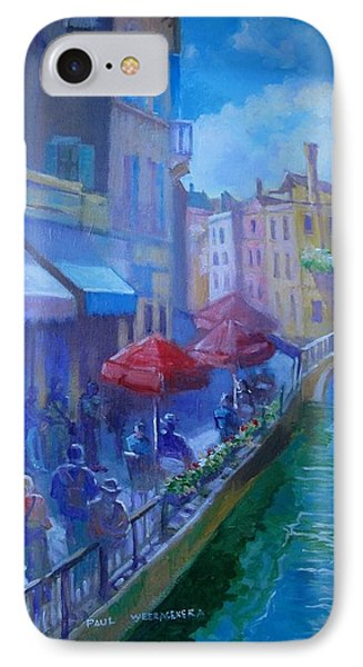 Venice  Italy IPhone Case by Paul Weerasekera