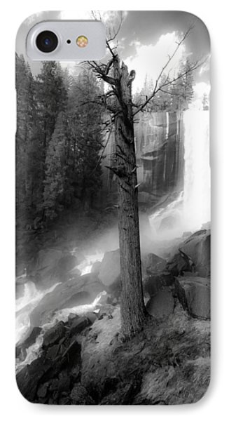 Vernal Waterfall IPhone Case by Celso Diniz