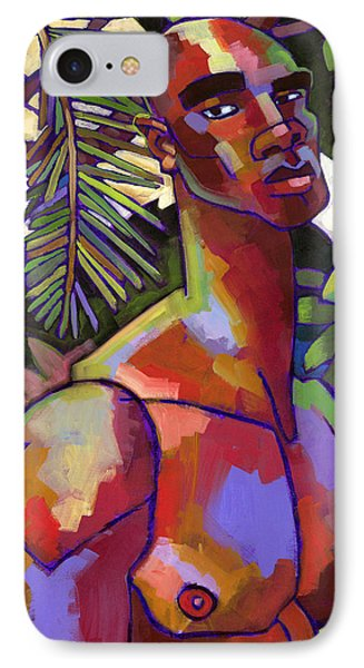African Forest IPhone Case by Douglas Simonson