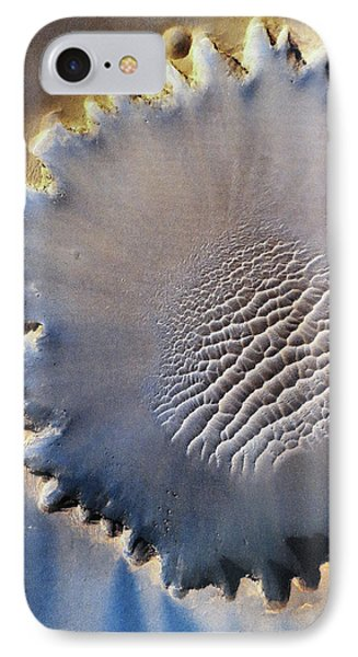 Victoria Crater Phone Case by Patricia Januszkiewicz