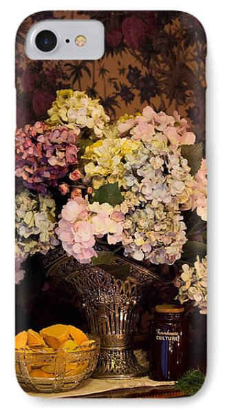 IPhone Case featuring the photograph Victorian Christmas by Patricia Babbitt