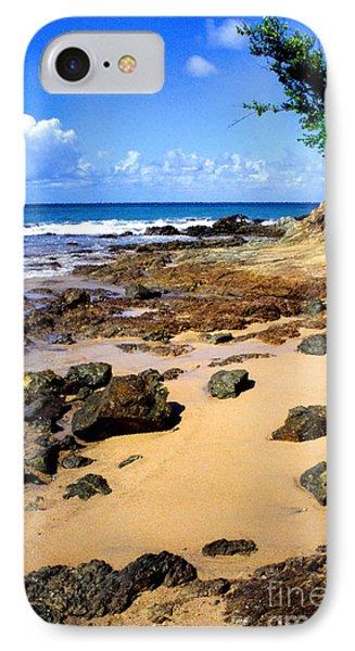 Vieques Beach Phone Case by Thomas R Fletcher