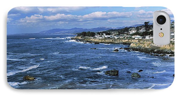 Village At The Waterfront, Cambria, San IPhone Case