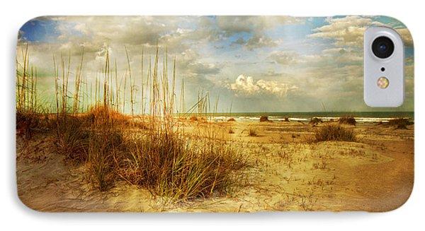 Vintage Beach IPhone Case