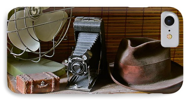 Vintage Vignette IPhone Case