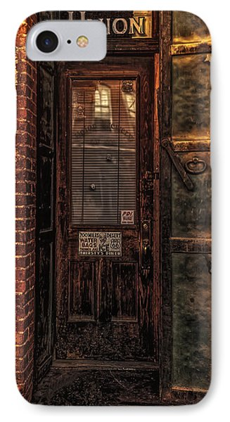 IPhone Case featuring the photograph Virginia City Brewery by Nancy Marie Ricketts