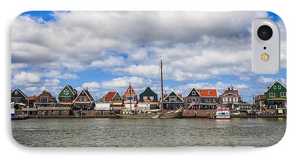 Volendam Phone Case by Joana Kruse