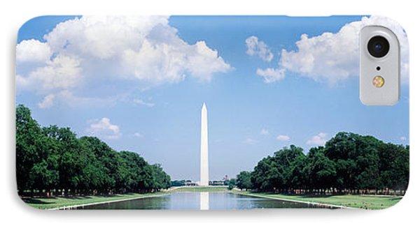 Washington Monument Washington Dc IPhone 7 Case by Panoramic Images