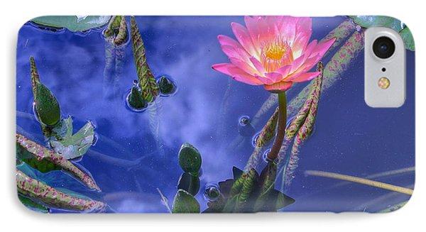 Flower 7 IPhone Case