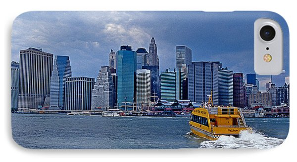 Water Taxi Phone Case by Bruce Bain