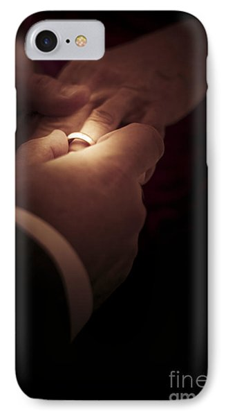 Wedding Rings IPhone Case by Jorgo Photography - Wall Art Gallery