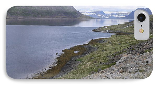IPhone Case featuring the photograph Westfjords by Christian Zesewitz