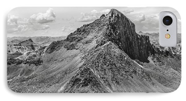 Wetterhorn Peak IPhone Case