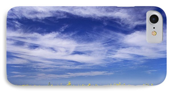 IPhone Case featuring the photograph Where Land Meets Sky by Keith Armstrong