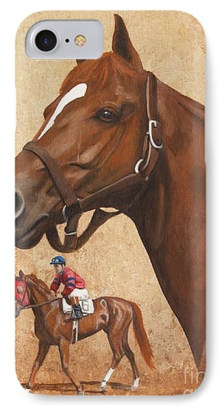 Whirlaway IPhone Case