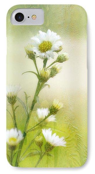 Wild Flowers IPhone Case by Joan Bertucci