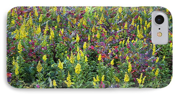 Wildflower Meadow Phone Case by John Greim