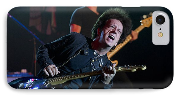 IPhone Case featuring the photograph Willie Nile by Jeff Ross