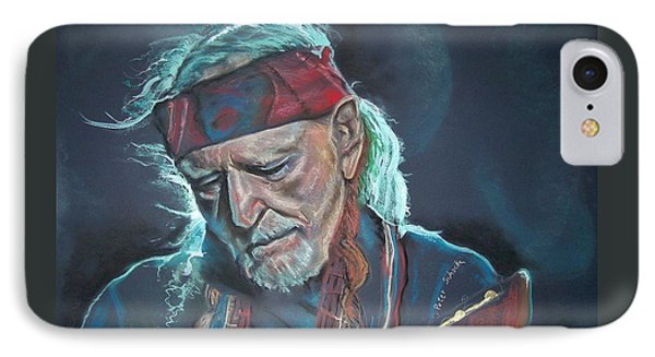 Willie IPhone Case by Peter Suhocke